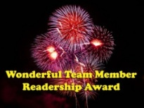 Team Member Award