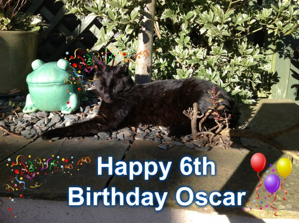 Oscar Birthday