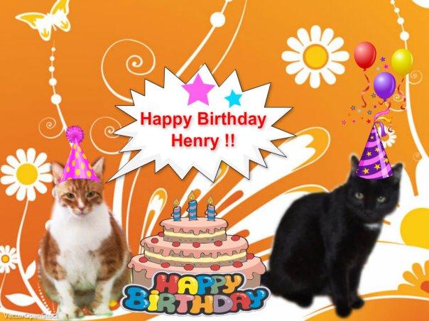 Henrybirthday