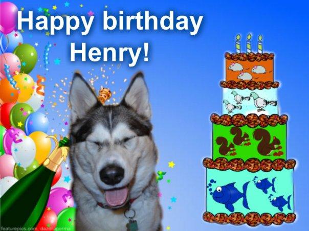 henry's cake