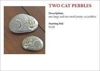 cat pebbles