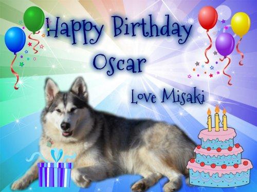 to Oscar