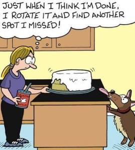 Funny-dog-baking-cartoon
