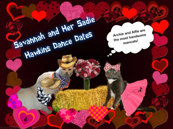 Savannah Sadie Hawkins Dance 2015